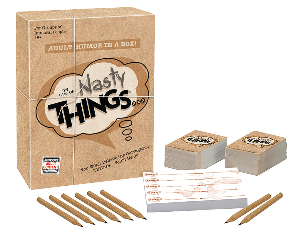 NASTY GAME OF THINGS