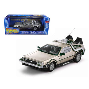 BACK TO THE FUTURE 1 MOVIE CAR