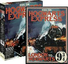 HARRY POTTER HOGWARTS EXPRESS 1000 PIECE