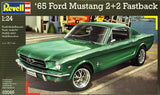 1965 FOR MUSTANG 2+2 FASTBACK 1/24