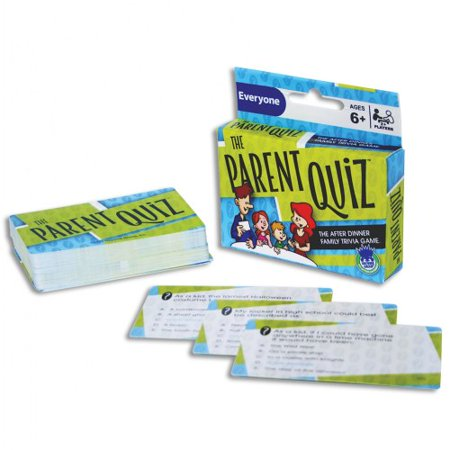 THE PARENT QUIZ