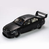 FORD FGX FALCON MATTE BLACK PLAIN BODY 1:18TH