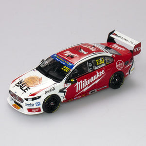 FORD FGX FALCON 2018 MILWAUKEE RACING 23 RED RACING WILL DAVISON 1:43RD