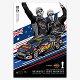 EREBUS PENRIGHT RACING 2017 BATHURST WINNER PRINT STANDARD EDITION