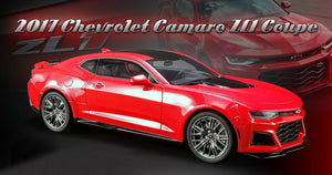CHEVROLET CAMARO ZL1 2017 1: 18TH SCALE