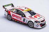 HOLDEN VF COMMODORE BIANTE RACING 2017 TASMANIA NICK PERCAT 1:18TH