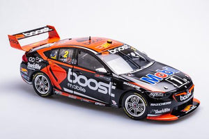 HOLDEN ZB COMMODORE MOBIL 2018 VIRGIN AUSTRALIA SUPERCAR SERIES 1 BOOST 2018 SCOTT PYE 1:18TH