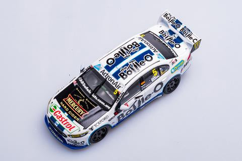 FORD FGX BOTTLE O RACING 2018 BATHURST 1000 MARK WINTERBOTTOM DEAN CANTO 1:43RD