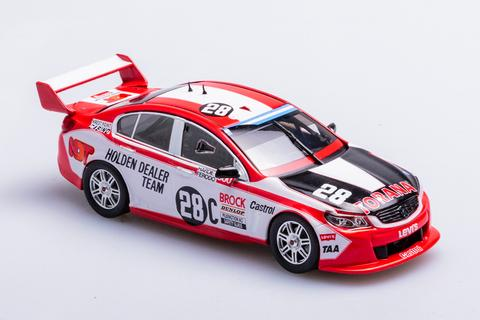 HOLDEN VF COMMODORE BIANTE 20TH ANNIVERSARY 1972 BATHURST WINNER 1:43RD
