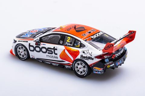 ZB COMMODORE MOBILE 2018 TOWNSVILLE 400 SCOTT PYE 1:43RD