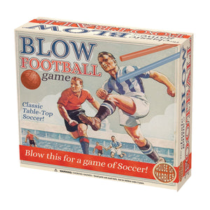 BLOW FOOTBALL GAME
