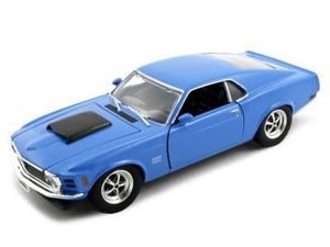 AMERICAN CLASSICS 1970 FORD MUSTANG BOSS 429 1:24TH