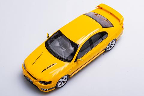 FPV BF GTP YELLOW 1:18TH
