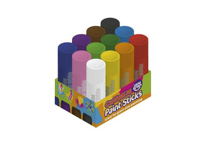PAINT STICKS CHUNKIE 12PK