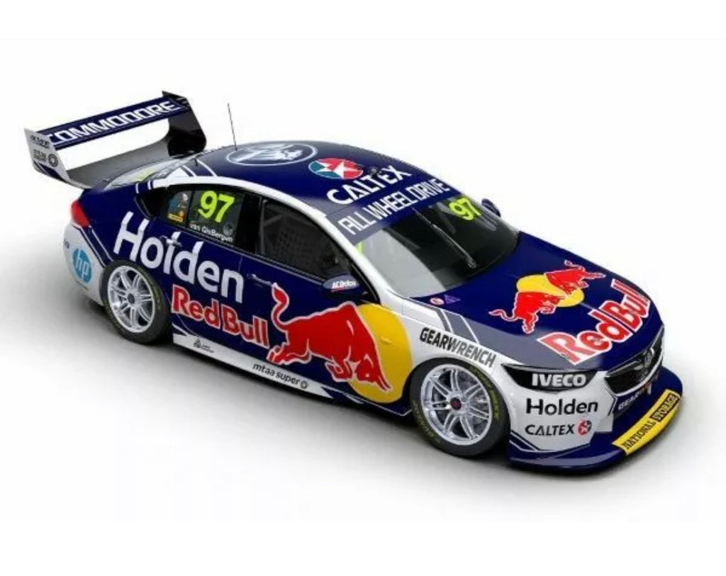 1097-7HOLDEN ZB COMMODORE RED BULL RACING TEAM 2019 GISBERGEN