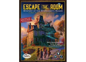 ESCAPE THE ROOM MYSTERY AT THE STARGAZERS MANOR