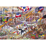 I LOVE THE WEEKEND 1000 PIECE