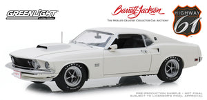 FORD MUSTANG BOSS 429 1969 1:18TH