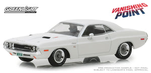 VANISHING POINT DODGE CHALLENGER 1:43RD