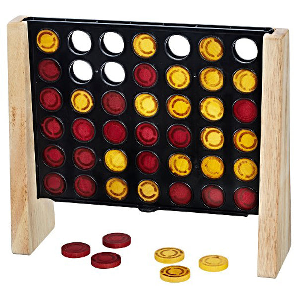 RUSTIC CONNECT FOUR