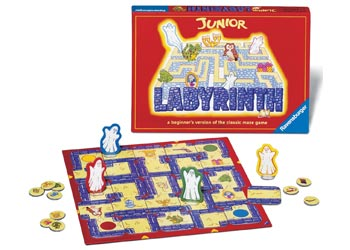 LABYRINTH JUNIOR BOARD GAME