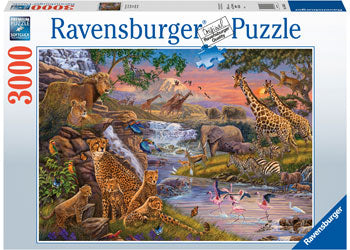 RB16465-3 ANIMAL KINGDOM 3000 PIECE