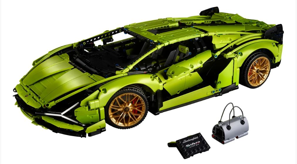 LEGO 42115 TECHNIC ULTIMATE LAMBORGHINI