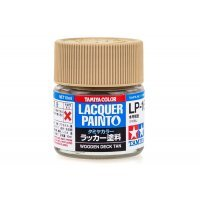 LP16 LACQUER WOODEN DECK TAN 10ML
