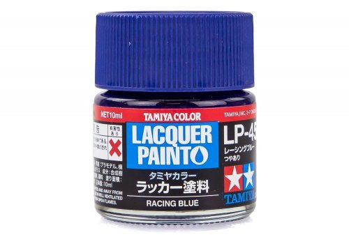 LP45 LACQUER RACING BLUE 10ML