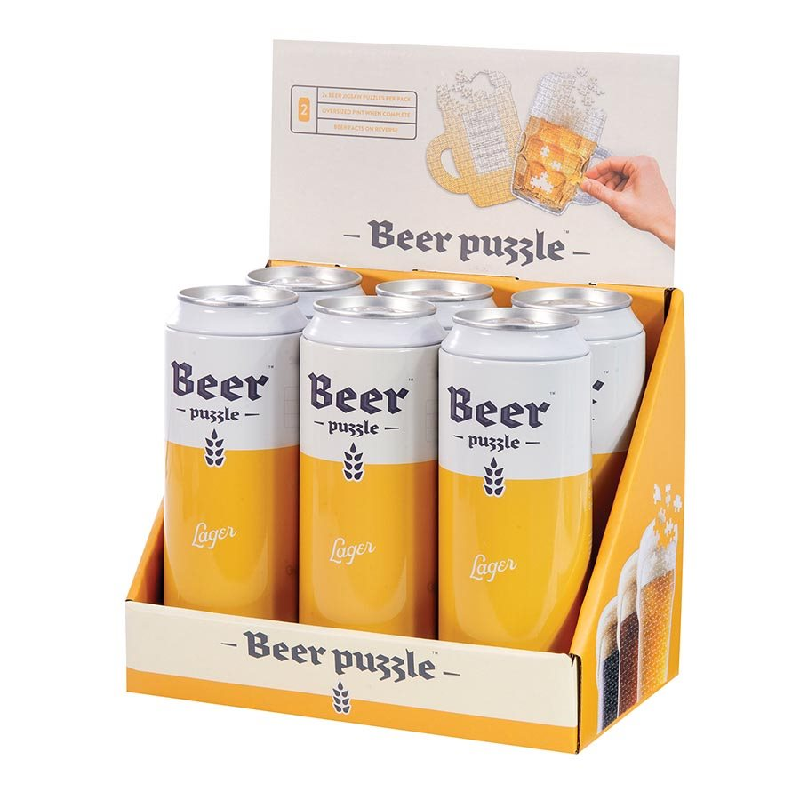 BEER LAGER 100 PIECE
