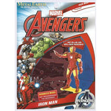 METAL EARTH AVENGERS IRON MAN