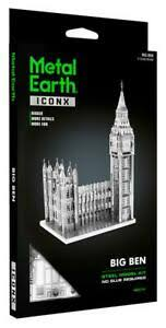 METAL EARTH ICONX BIG BEN