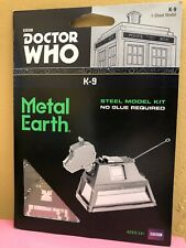 METAL EARTH DR WHO K 9