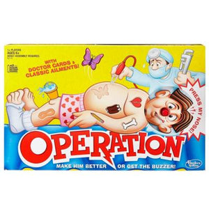 OPERATION BOARD GAME