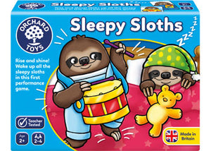 SLEEPY SLOTHS
