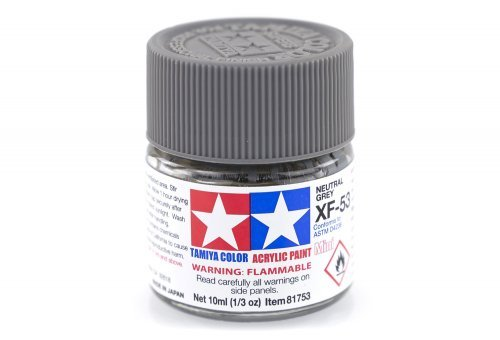 XF53 FLAT NEUTRAL GREY 10ML