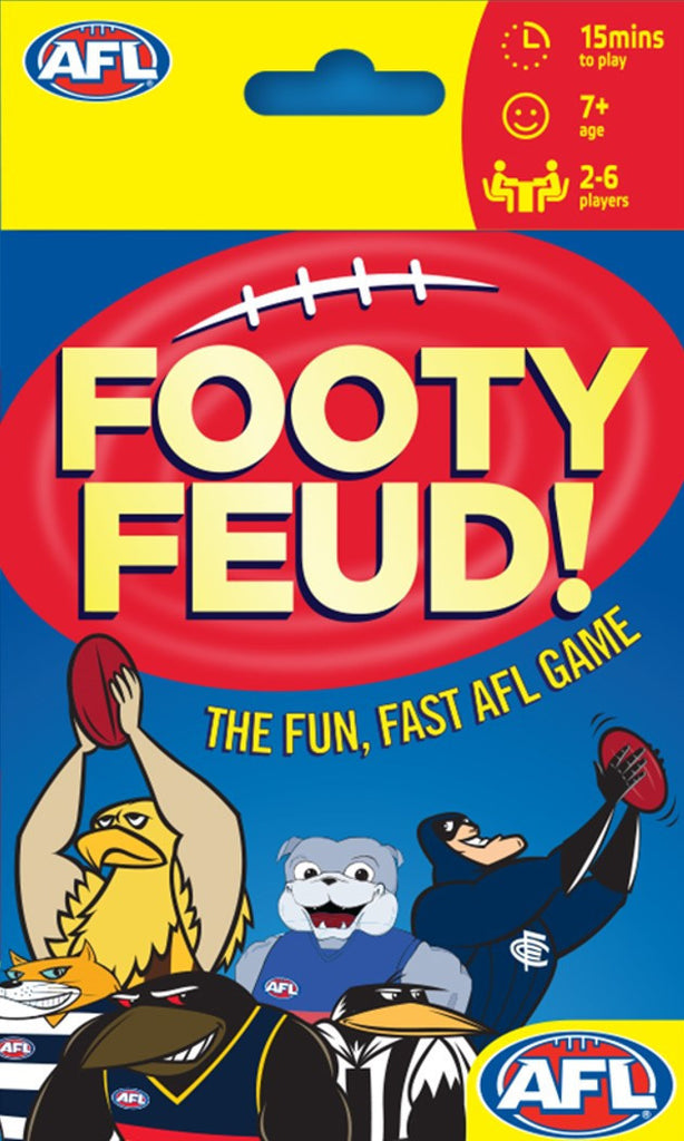 AFL FOOTY FEUD