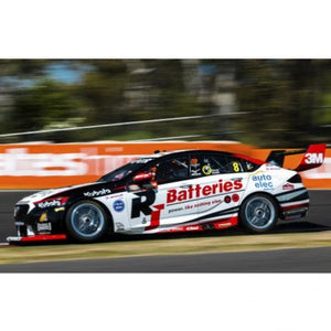 B18H20H HOLDEN ZB COMMODORE R & J BATTERIES #8 PERCAT/ RANDLE SHUPERCHEAP BATHURST 1000 2020 1:18