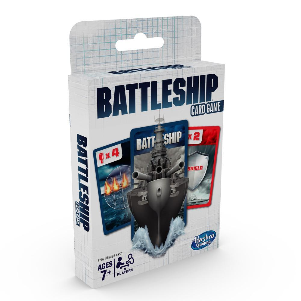 CLASSIC CARD GAME BATTLESHIP
