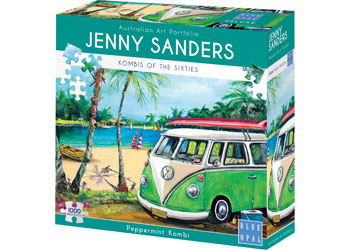 BL02031 PEPPERMINT KOMBI 1000 PIECE
