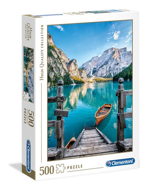 BRAIES LAKE 500 PIECE