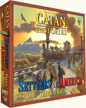 CATAN HISTORIES SETTLERS OF AMERICA