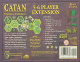 CATAN TRADERS AND BARBARIANS 5 6 EXPANSION