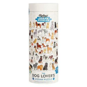 DOG LOVERS 1000 PIECE