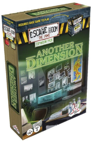ESCAPE ROOM ANOTHER DIMENSION EXPANSION PACK