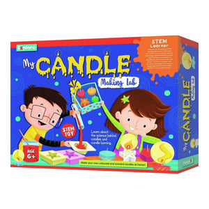 EXPLORE STEM DELUXE MY CANDLE MAKING LAB