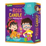 EXPLORE STEM MY ROSE CANDLE MAKING LAB