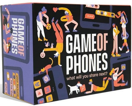 GAME OF PHONES NEW EDITION