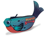 HAPPY SALMON BLUE FISH