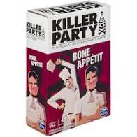 KILLER PARTY BONE APPETIT